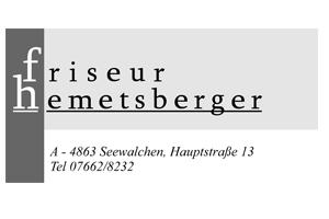 Logo von Friseur Hemetsberger