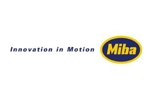 Logo von Miba
