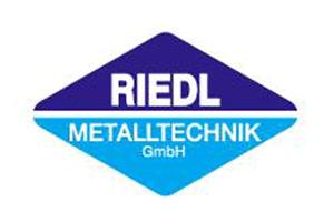 Logo von Riedl Metalltechnik